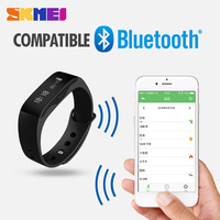 health care Bracelet smart watch Skmei L28T phone watch for Android & ios