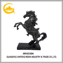 Best selling Brown Color high quality Resin Horse products