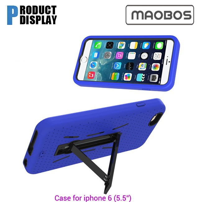 Kickstand Case Robot Mobile Phone case For iPhone 6