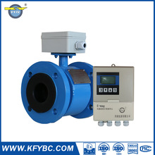 China flow sensor For waste water Electromagnetic Flow Meter