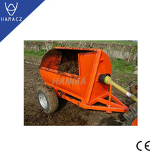Farm machinery newer manure spreader,fertilizer spreader
