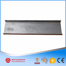 Provide light gage steel floor assembly C Joists