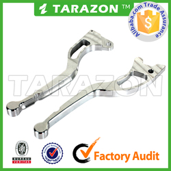 TARAZON Brand hot sale CNC alloy aluminum lever for cafe racer