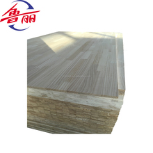 rubber wood finger joint lamination board for furniture