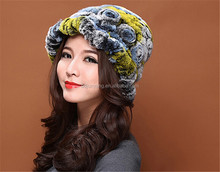 Animal Fur Winter Cap/Halloween Christmas Gift/Cute Winter Hats