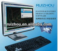 Ruizhou shoe parts grading software