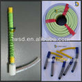 Spiral of steel wire Injection Tube for Grout Construction