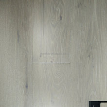 wire-brushed natural wash grey oak wood flooring