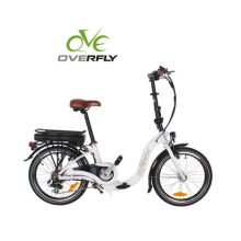 folding electric bicycle 36v pedal assistance system XY-TDN202Z