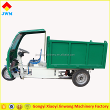 Hot selling multifunction 1500W 60V motorcycle truck 3-wheel tricycle for cargo use