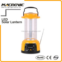 Rechargeable Emergency Lantern With Radio