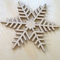 right angled triangle unfinished wood laser cut wooden christmas shapes crafts