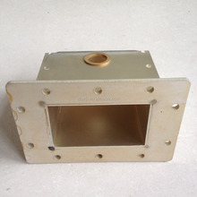 microwave oven parts rectangular waveguide component