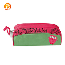 Promotional New design owl cute custom pencil case school