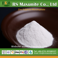 hot sell fertilizer material ZnSO4.H2O price zinc sulphate monohydrate