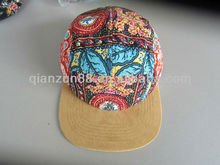 New style 5 panel sinamay hat