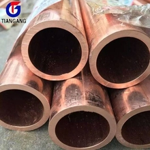 Large Diameter T2 Copper Pipe / T2 Copper Coil / Straight Tube