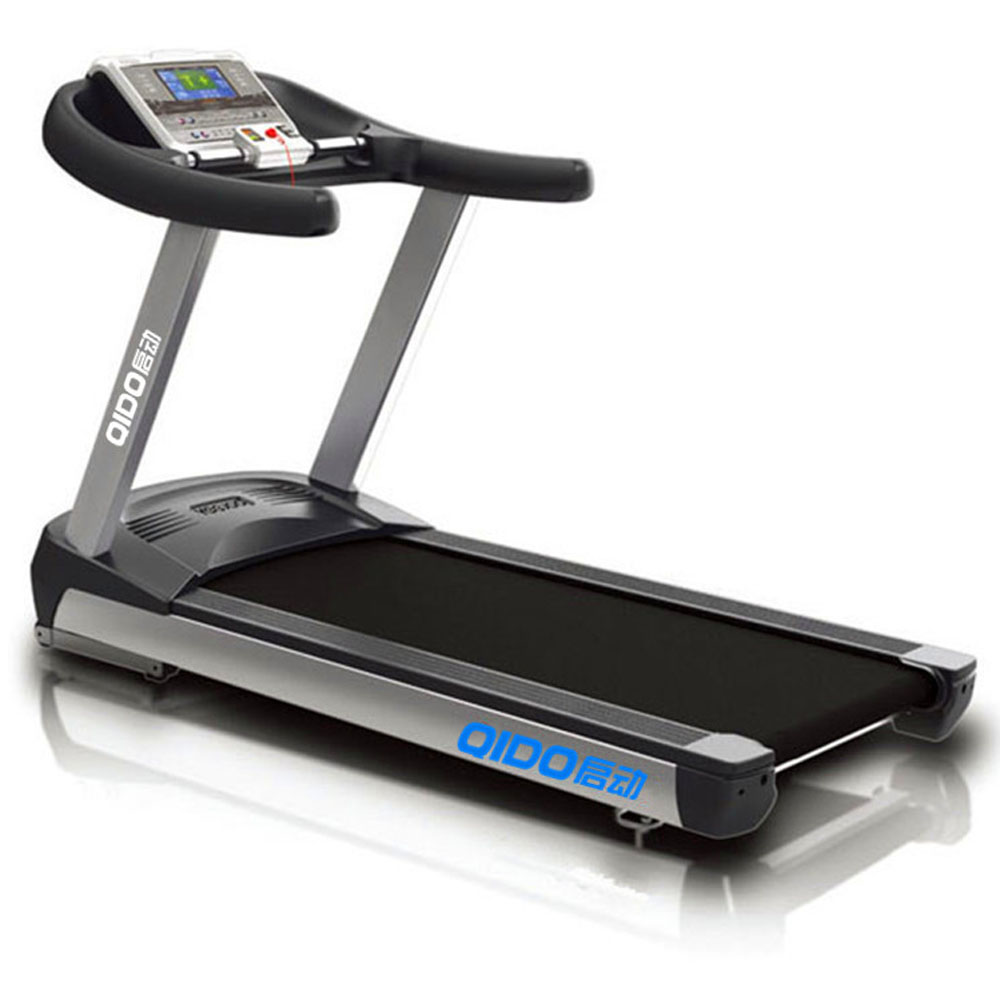 Commercial Fitness Treadmill With Heart Rate Sensor/Touch Screen and TV/factory Fitness Gym Equipment Machine