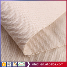 Factory price 13OZ solid dyed washable 100% cotton waterproof canvas fabric for tent textile