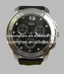 2012 Mens Stylish Fashion Alloy Sport Watches