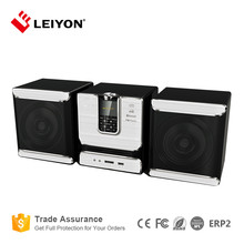 2.0 Micro Hifi speaker with EVD/CD USB Bluetooth Player