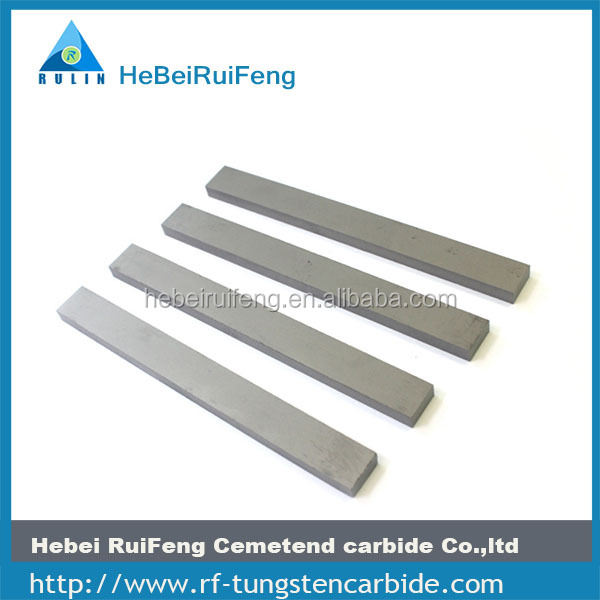 K10 cemented carbide manufacturers tungsten carbide strips