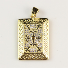 gold pendant designs men
