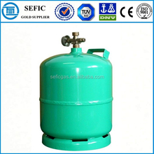Portable Industrial Used LPG Gas Tank For Sale
