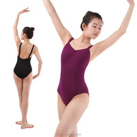 Beijing Dansgirl Girls Wide Strap Camisole Wholesale Leotards