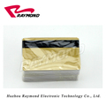 High Quality CR80 Blank PVC Cards, Gold Hi-Co Magnetic Stripe Card