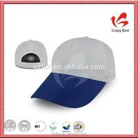Simple Outdoor Cotton Plain White Baseball Caps Cheap
