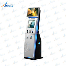 Photos / Ring Tones Download TFT Dual Screen Kiosk For Foreign Currency Exchange