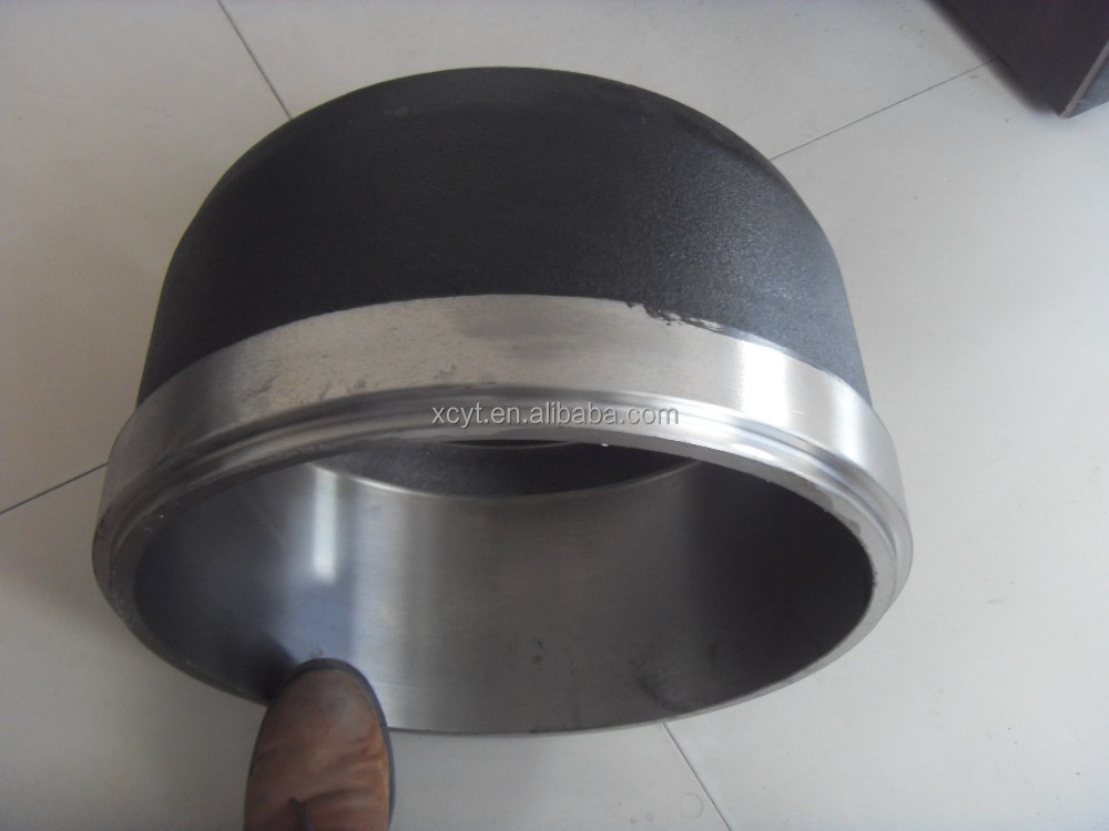 High quality mack truck brake drum spare parts