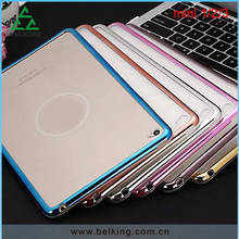 For iPad Mini 1 2 3 Smart Cover Shockproof TPU Cover PC Bumper Tablet Case