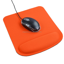 High quanlity simple square mouse pad, mouse pad with wrist support / Mouse Pad wrist support