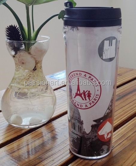 coffe mug with paper insert