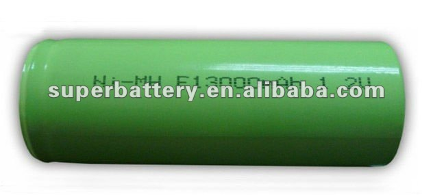 NiMH F 13000mAh 1.2V Rechargeable Battery