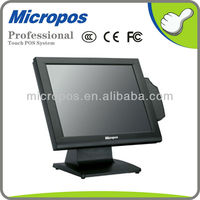 12/15 inch touch screen T122 with high qulity for restaurant and supermarket etc