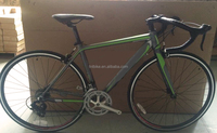 China oem cheap single speed disc brake road bikes