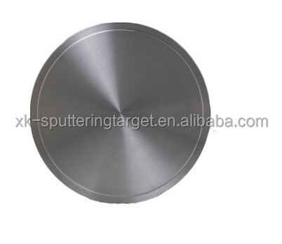 High purity 99.95% metal alloy Cobalt Tantalum Zirconium Sputtering Target