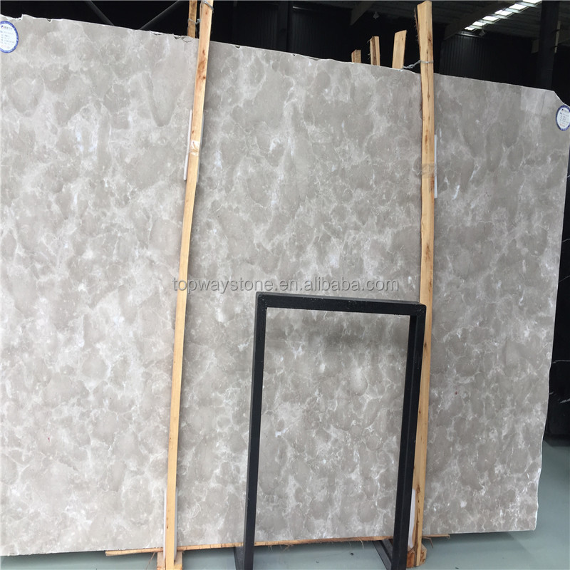Bossy grey marble price per square meter with nice slab for sale