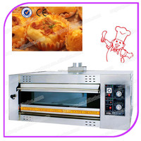 Single Deck Commercial Cake Gas Oven/ Baked Bread Gas Oven/ Baking Oven