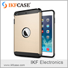 TPU and PC 9.7 inch case waterproof for Ipad mini