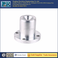 stainless steel cnc machining parts, turning bushings for steam cleaner