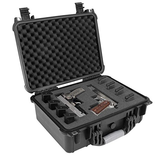 Waterproof protective IP67 tools plastic strong resistant tool case tool box