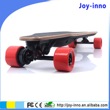 Much Thinner much longer ultra-long battery electric skateboar hoverboard for 4 wheels