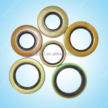 Auto parts wheel hub camshaft silicon rubber oil seal