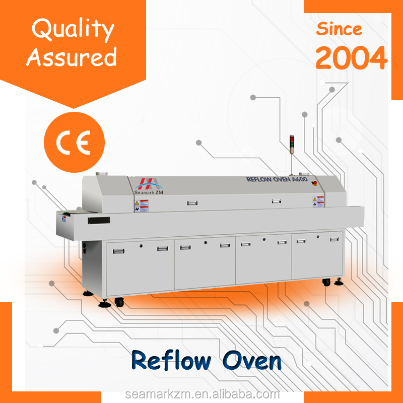 High effiency infrared reflow oven A600 SMT refllow oven for matherboard