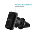 #1 Wholesale Universal Freshener Air Vent Mount Silicon Ring Smartphone Magnet Grip Cell Phone Mobile Magnetic Car Phone Holder