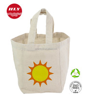 Wholesale Promotional Custom Eco Shopping Tote Linen Bag